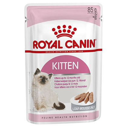 Royal Canin Kitten mousse 85g