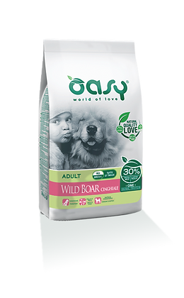 Oasy Adult Cinghiale monoproteico
