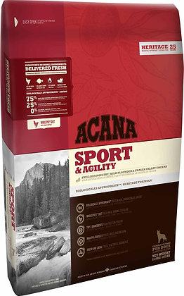 Acana heritage sport e agility