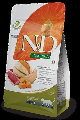 Farmina N&D anatra zucca e melone -