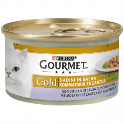 Gourmet Gold dadini in salsa gr.85