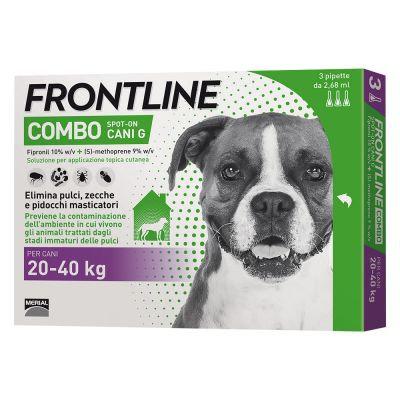 Frontline Combo 20-40Kg