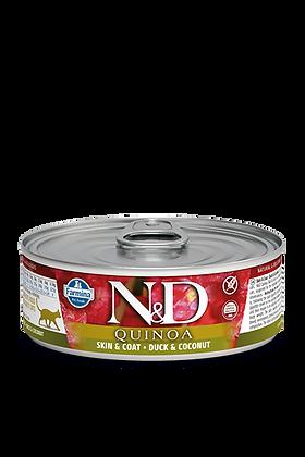 Farmina N&D Quinoa - Gatto 80gr