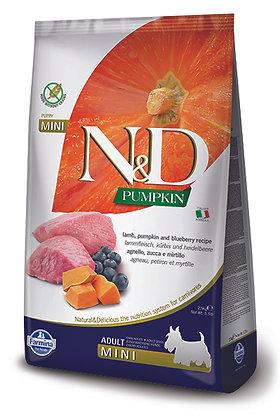 Farmina N&D Adult Mini - Agnello e Mirtillo