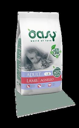 Oasy gatto adult agnello
