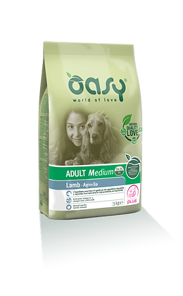 Oasy Adult Medium Agnello