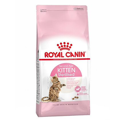 Royal Canin Kitten Sterilised Second Age