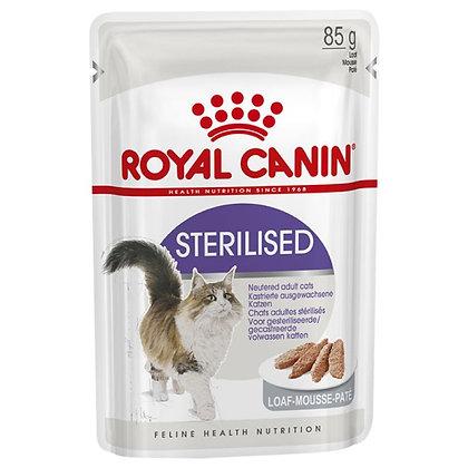 Royal Canin Sterilised mousse 85g x6