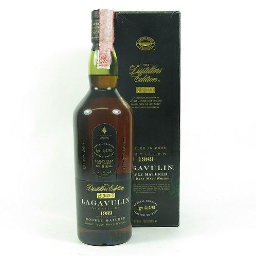 Lagavulin Distiller's Edition 1989