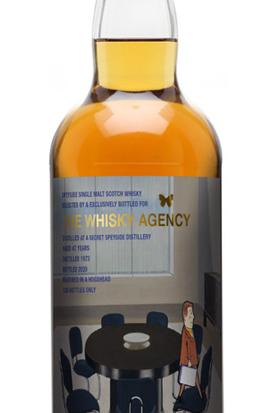 Speyside 1973 47yo by The Whisky Agency 2020