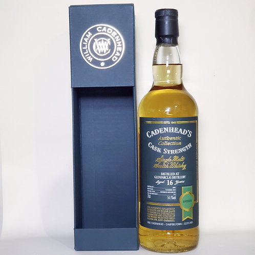 Glenfarclas 2001 16yo Bourbon Hogshead by Cadenhead