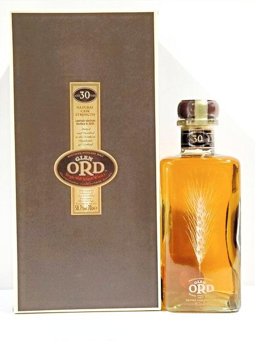 Glen Ord 30yo OB 2005