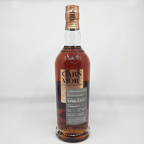 Bowmore 1996 PX Sherry Butt by Carn Mor