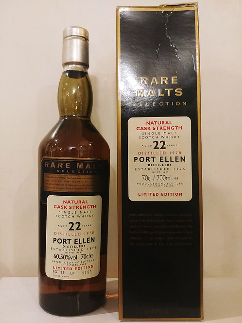 Port Ellen Rare Malts Selections 22yo