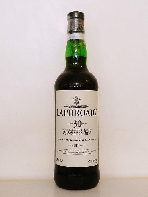 Laphroaig 30yo OB (circa 2003)
