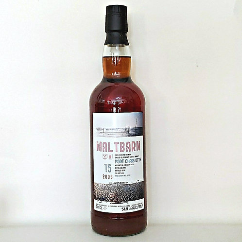 Port Charlotte 2003 15yo Sherry Cask by Maltbarn