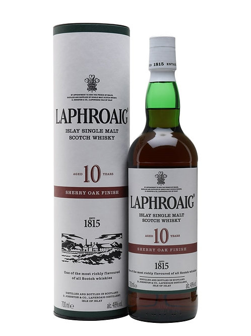 Laphroaig 10yo Sherry oak Finish