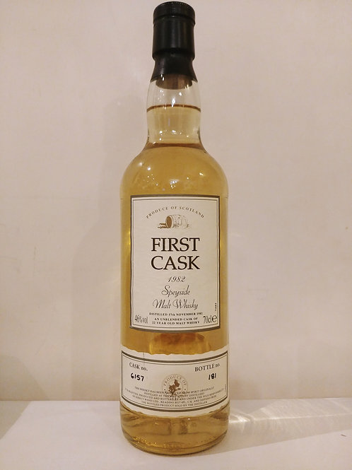 Miltonduff 1982 22yo by First Cask