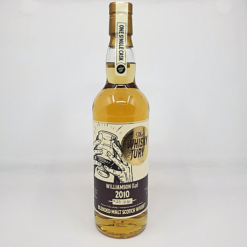 Williamson 2010 by The Whisky Jury