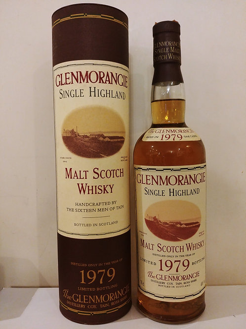 Glenmorangie 1979 Limited Edition