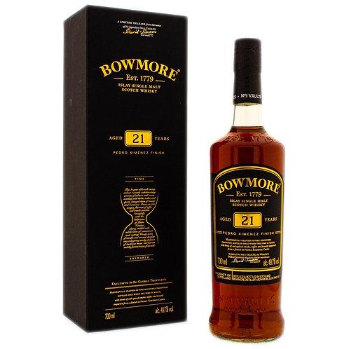 Bowmore 21yo PX Finish
