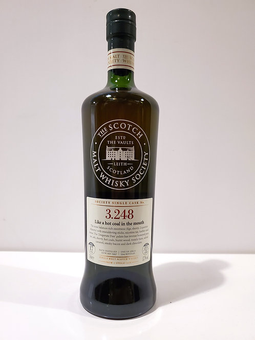 Bowmore SMWS 3.248 Like a hot coal in the mouth