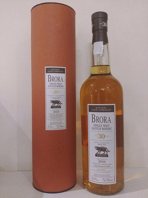Brora 30yo 2010 - 9th Special Release
