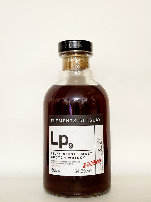 Elements of Islay - LP9