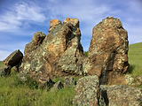 Geology of Mount Diablo