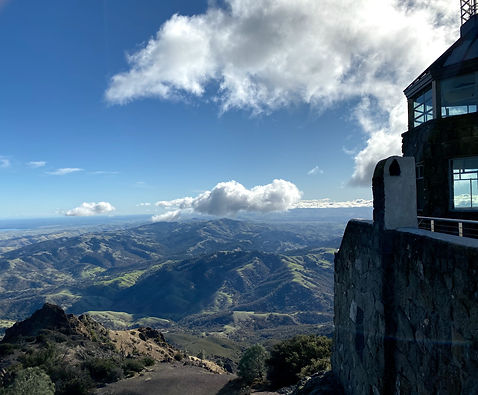 Visitor Center Status  - Mount Diablo