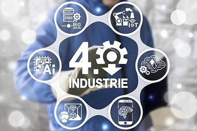 Industrie 4.0 Introduction IT Tech. Smar