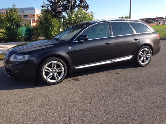 Audi A6 SW All Road