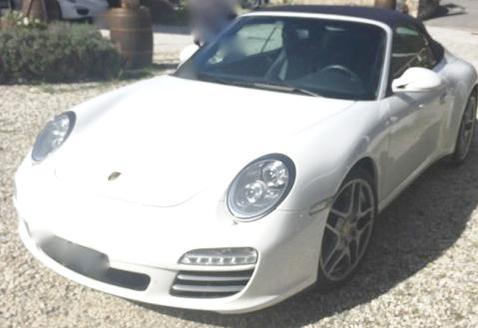 Porsche 997 4S cabrio