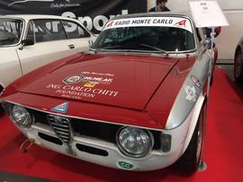 Alfa Romeo GT 1600 Sprint Veloce 1966 (1