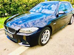 BMW 530 XD M-SPORT 2012