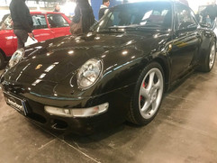 Porsche 993 Turbo 1997