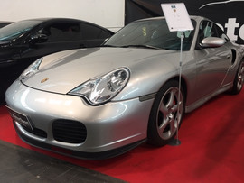 Porsche 996 Turbo 10/2002 27.500Km.