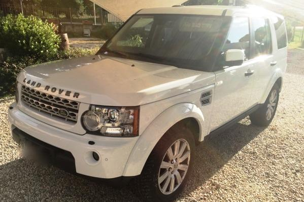 Land rover Discovery 30 D HSE