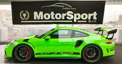2019 PORSCHE 911 GT3 RS WEISSACH PACKAGE