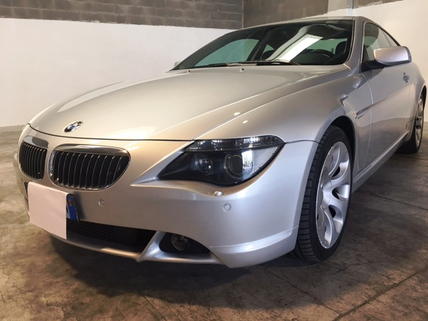 BMW 650 CI