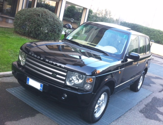 Range Rover 3.0 D Vogue
