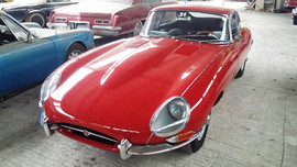 Jaguar E Type 3.8