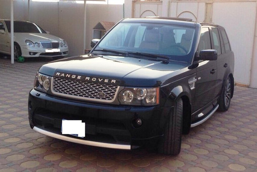RANGE ROVER SPORT SUPERCHARGED 2016