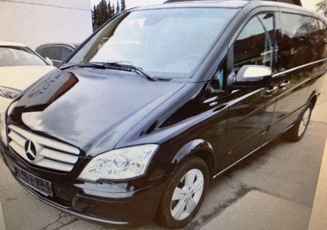Mercedes Viano 22 CDI