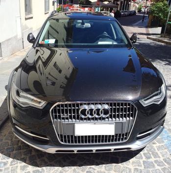 Audi A6  All Road