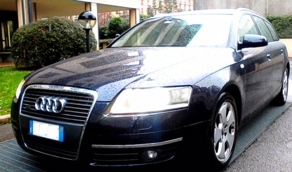 Audi A6 SW