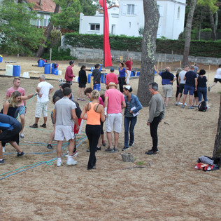 Groupe SEMISOSA - TEAM BUILDING