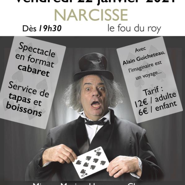 SOIRÉE NARCISSE