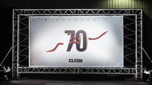 70 ans Cléon