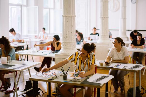 PQ Studio : Workshops & Masterclasses